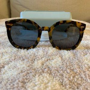 Karen Walker sunglasses with case